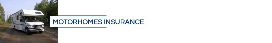 motorhomes insurance