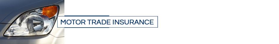 motor trade insurance brokers