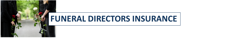 Funeral Directors Insurance